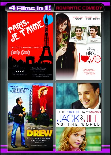 4 Movies in 1: Romantic Comedy (2pc)