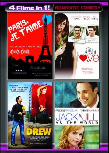 4 Movies in 1: Romantic Comedy (2pc)