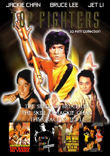 Top Fighters: 10 Film Collection