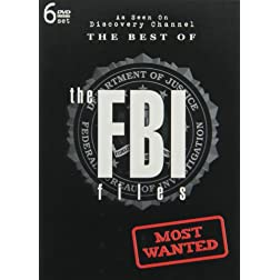 The FBI Files: Best of 1998-2000