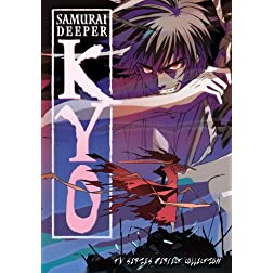 Samurai Deeper Kyo: The Complete Series