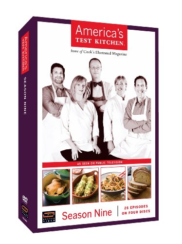 America's Test Kitchen: Season Nine