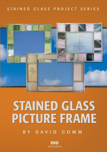 Stained Glass Picture Frame Project