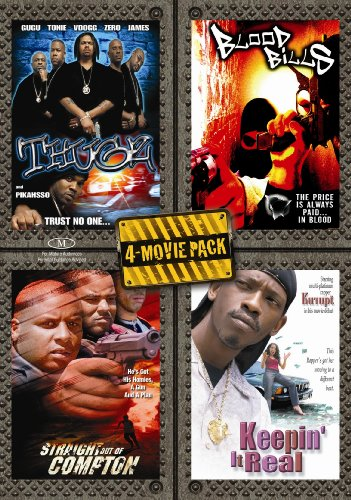 Killaz Collection 4 Urban Movie Pack