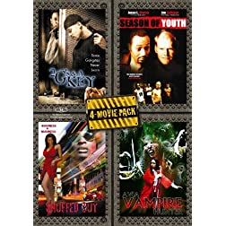 Stone Cold Collection 4 Urban Movie Pack