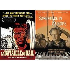 La Bataille du Rail/Somewhere in Europe