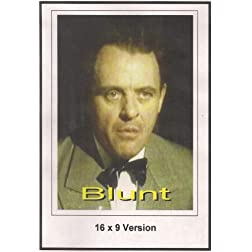 Blunt; The Fourth Man 16x9 Widescreen TV.