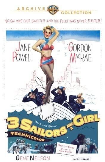 Three Sailors & A Girl