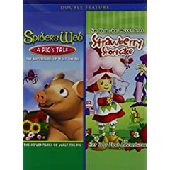 Spider's Web: A Pig's Tale / Strawberry Shortcake