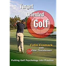 Target Oriented Golf DVD - Range Training For Your Mind (NTSC version)