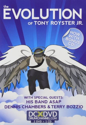 Tony Royster Jr.: The Evolution of Tony Royster Jr.