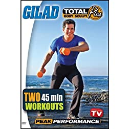 Gilad Total Body Sculpt PLUS: Peak Performance with Gilad