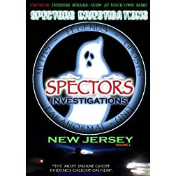 Spectors Investigations - New Jersey Volume 1