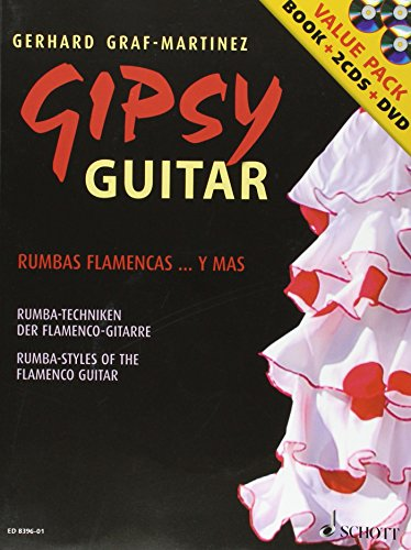 Gipsy Guitar-Value Pack