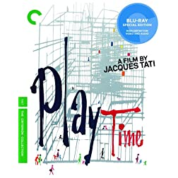 Playtime- Criterion Collection [Blu-ray]