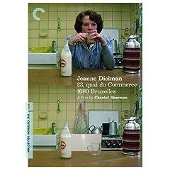 Jeanne Dielman, 23 Quai du Commerce, 1080 Bruxelles- Criterion Collection