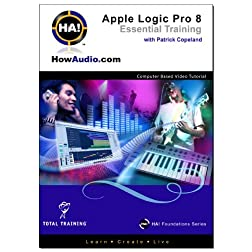 Apple Logic 8 Pro: Essential Training