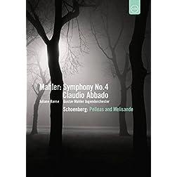 Claudio Abbado: Mahler - Symphony No. 4/Schoenberg - Pelleas and Melisande