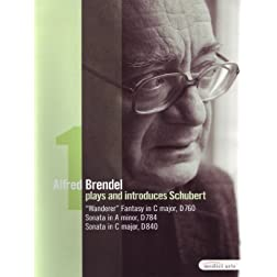 Alfred Brendel: Plays and Introduces Schubert, Vol. 1: Wanderer, Fantasy/Sonatas D784 & D840