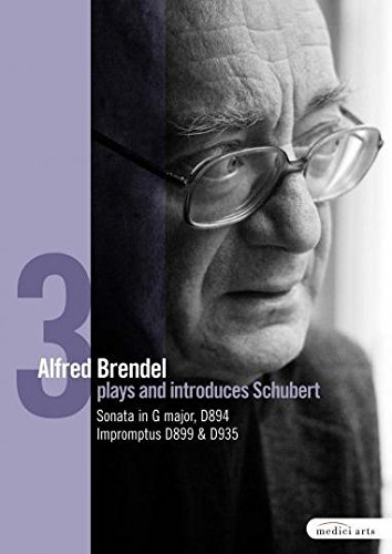 Alfred Brendel: Plays and Introduces Schubert, Vol. 3: Sonata D894/Impromptus D899 & D935