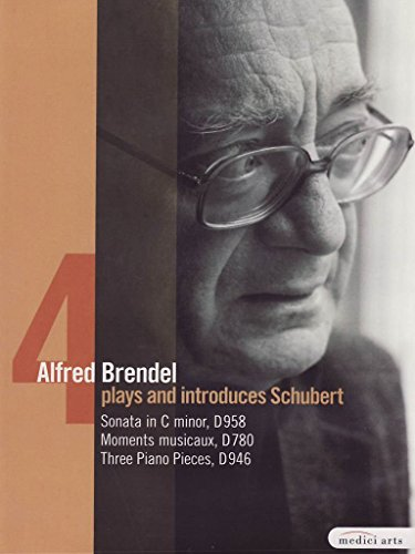 Alfred Brendel: Plays and Introduces Schubert, Vol. 4: Sonata D958/Moments Musicaux/3 Piano Pieces