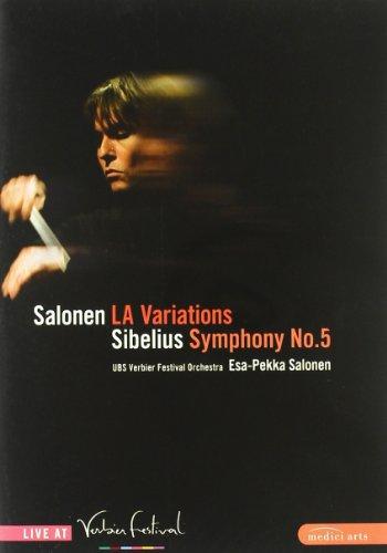 Esa Pekka Salonen LA Variations, Sibelius: Symphony n°5