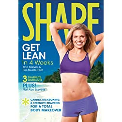 Shape: Get Lean in 4 Weeks