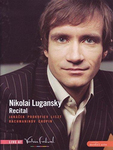 Nikolai Lugansky Recital: Janacek/Prokofiev/Liszt/Rachmaninov/Chopin