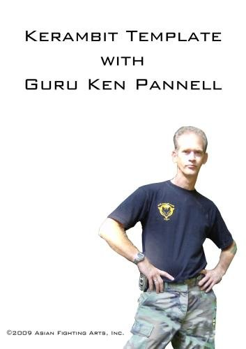 Kerambit Template with Guru Ken Pannell