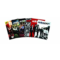 Entourage: The Complete Seasons 1-5