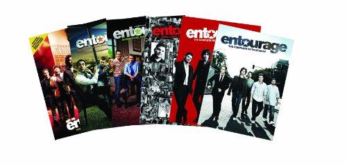 Entourage: The Complete Seasons 1-5