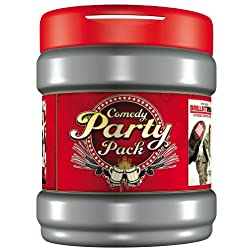 Comedy Party Pack (Includes: Anchorman: The Legend of Ron Burgundy Unrated, Uncut & Uncalled For! Edition, Blades of Glory, Drillbit Taylor Extended Survival)