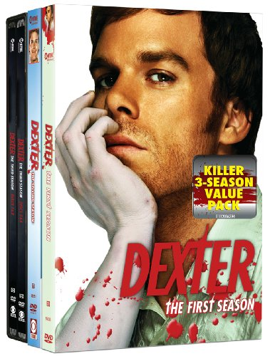 Dexter: Seasons 1-3