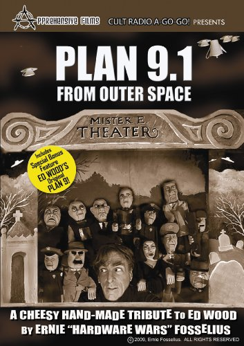 Plan 9.1 From Outer Space