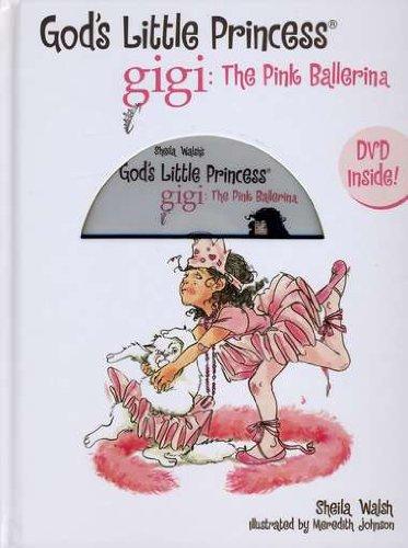 Gigi-#4-Pink Ballerina