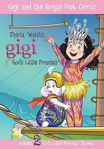 Gigi and the Royal Pink Circus-#6