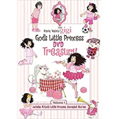 Gigi-Gods Little Princess-Treasury Box Set