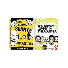 It's Always Sunny In Philadelphia: Seasons 1-3