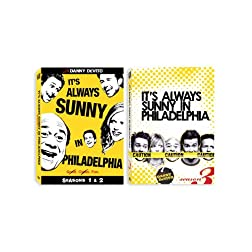 It's Always Sunny In Philadelphia: Seasons 1-3