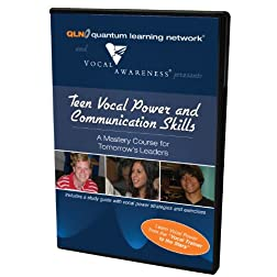 Teen Vocal Power and Communication Skills