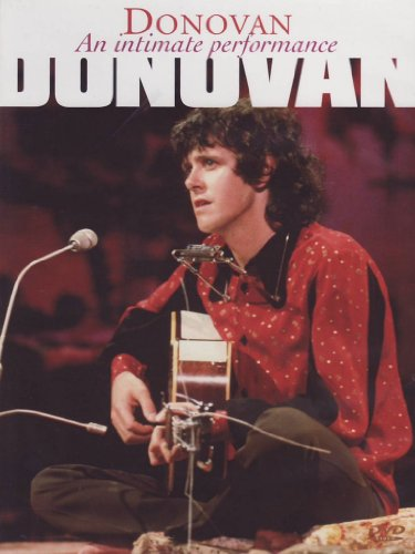 Donovan: An Intimate Performance