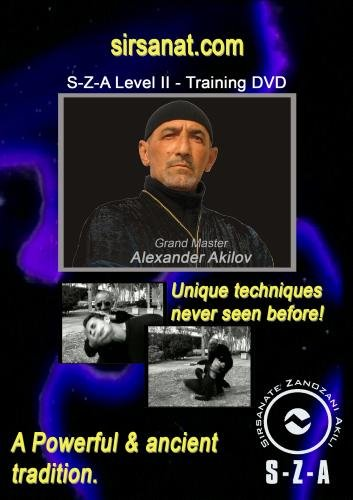 S-Z-A (Sirsanat) Level II - Combat System. (PAL)