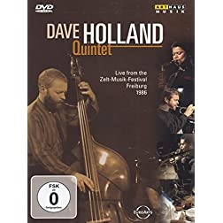 Dave Holland Quintet - Live from the Zelt-Musik-Festival, Freiburg 1986