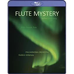 Flute Mystery by Fred Jonny Berg [Blu-ray Audio] [Blu-ray]