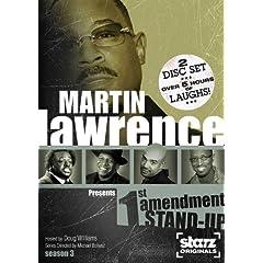 Martin Lawrence Presents: 1st Amendment Standup - Season 3