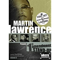 Martin Lawrence Presents: 1st Amendment Standup - Season 3