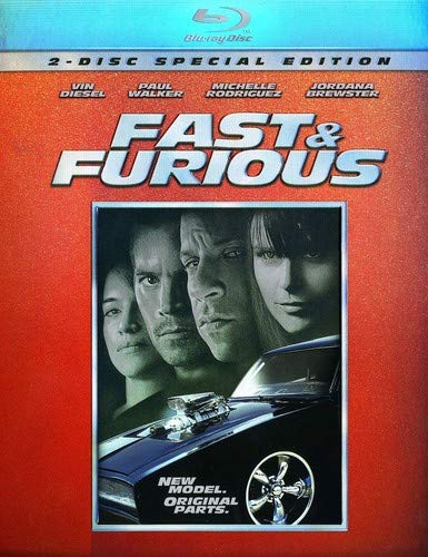 Fast & Furious (2-Disc Special Edition) [Blu-ray]