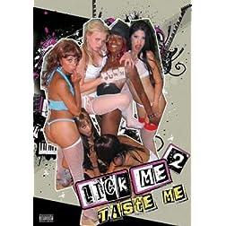 LICK ME TASTE ME 2