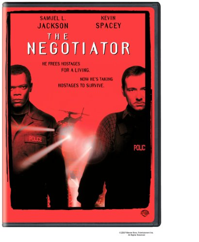 The Negotiator (Keepcase)