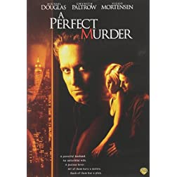 A Perfect Murder (Keepcase)